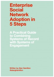 Enterprise Social Networking Adoption in 5 Easy Steps bookcover